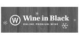 Codes Promo Wine in Black