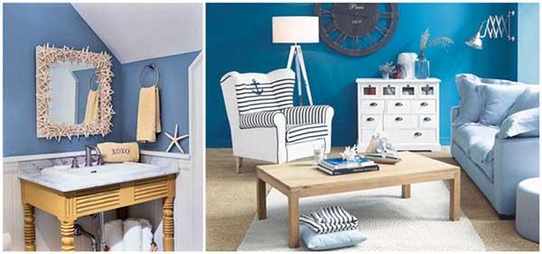 d co bord de mer quelques id es pour vous. Black Bedroom Furniture Sets. Home Design Ideas