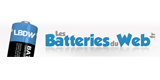 Codes Promo Les batteries du web