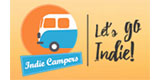 Codes promo et offres Indie Campers
