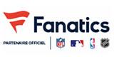 Code promo Fanatics FR